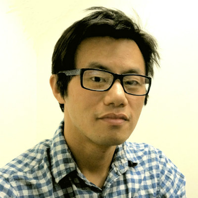 Yi Zhang bio photo